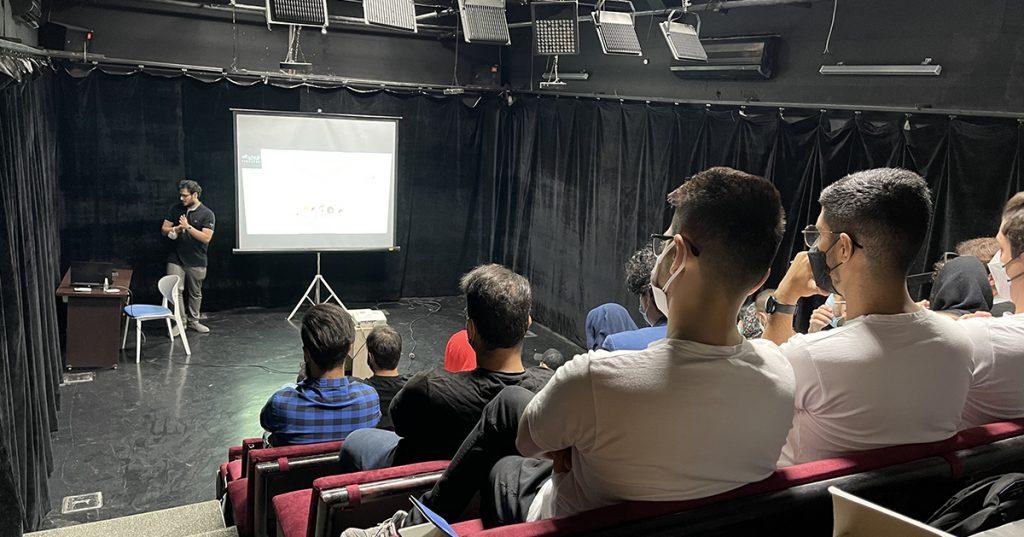 جلسه آموزش داوطلبان جهت شرکت در آزمون انتخابی